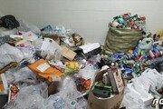 """코로나로 2배 늘어난 일회용품 쓰레기산… """"사용 줄이는 게 답"""""""