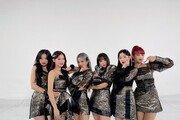 (여자)아이들, '엠카' 2주 연속 1위…음방 첫 7관왕 달성