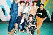 방탄소년단, '빌보드 글로벌' 2위…'21주 연속' 최장 톱5