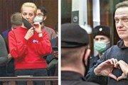 """'푸틴의 정적' 나발니 결국 감옥으로… 외신 """"정치 영향력 더 커져"""""""