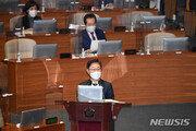 """박범계 """"검찰 원전 수사, 에너지정책이 목표는 아니길"""""""