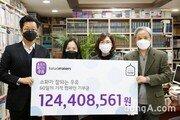 매일유업, 카카오커머스와 어르신 안부 확인 위해 1억2400만원 기부