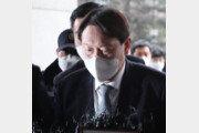 """""""출마제한법 때문?""""…'尹 사퇴시점' 문제삼은 범여"""