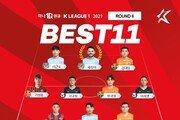 대구 세징야, K리그1 6라운드 MVP…베스트 팀은 '슈퍼매치' 이긴 서울