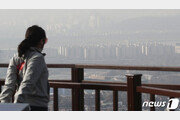 '중국발 황사' 전국 뒤덮었다…미세먼지 '나쁨'~'매우 나쁨'