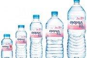 국내 생수 브랜드 최초 '무라벨 생수' 출시