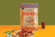 레트로 감성 '옛날통닭' 누적판매 15만개
