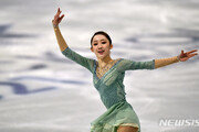 여자피겨 베이징 티켓 3장 '파란불'…김예림 세계선수권 5위, 이해인 8위
