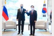 한·러 외교장관 회담 시작…北 미사일 논의될까?