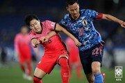 '한일전 참패' 벤투호, 6월 월드컵 2차 예선 앞두고 깊어진 고민