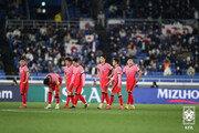 일본 원정·'불통' 논란에 한일전 '참패'까지…이례적인 KFA의 사과문