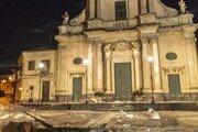 """이탈리아 중부 페스키치 근해서 규모 5.5 지진…""""아직 피해보고 없어"""""""