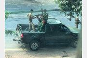 세뇌-감시-세상 단절…'살인기계'가 된 미얀마軍