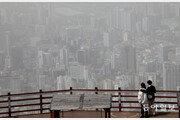 최악 중국發 황사… 미세먼지 농도 '매우나쁨'의 13배까지 치솟아
