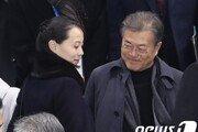 김여정 담화에 '유감' 표명한 文정부…대북 대응 달라졌다
