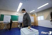 '쉬는' 윤석열은 왜 사전투표를 하나…대권에 '한걸음 더'