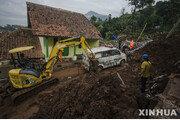 인도네시아 중부서 홍수·산사태로 25명 사망·실종