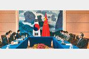 한미일 성명에 '대북 대화' 언급 없어… 中은 '한국이 나서라' 압박