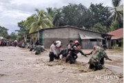 印尼·동티모르 산사태·홍수로 최소 160명 사망·수십명 실종