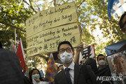 '우산혁명' 네이선 로, 영국으로 망명…英·中 긴장감 고조