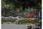 """미얀마 군부 """"유혈사태, 폭력 시위대 탓""""…'600명 사망' 현실 외면"""