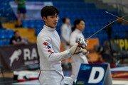 한국 근대5종 간판 전웅태, 환상 복귀전…UIPM 월드컵 개인전 우승