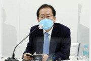 """홍준표 """"내가 한국 보수 적장자인데 복당 반대할 이유 있나"""""""