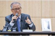 """정세현 """"美의회 전단법 청문회는 내정간섭"""" 발언 논란"""