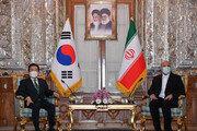 """이란 국회의장 """"한국, 동결자산 문제 즉각 해법 내놓아야"""""""