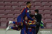 FC바르셀로나, 레알 마드리드-맨유 제치고 '가치있는 축구단' 1위