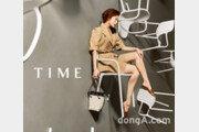 한섬 여성복 '타임', 28년 만에 브랜드 로고 새 단장