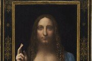 행방 묘연했던 다빈치 '살바토르 문디'…사우디 왕세자 요트에 걸려있었다