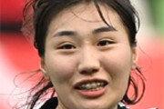 잘 싸운 여자축구, 도쿄 눈앞서 울다