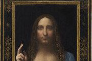 다빈치 5000억원 그림 빈살만 요트에 있었다