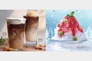 이상고온에 여름 앞당긴 '파스쿠찌', 콜드브루·빙수 신제품 출시