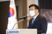 '5촌 조카 비서 채용' 논란 된 與 윤재갑, 채용 철회키로