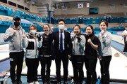 팀킴, 세계선수권대회에서 '베이징 티켓' 노린다