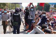 미얀마 시위 취재하던 일본인 기자 또 구금돼