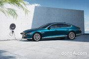 제네시스, 'G80 전동화 모델' 세계 최초 공개