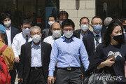 '긴급사태 임박' 도쿄, 3개월 만에 800명대 확진