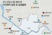 7월부터 '3기 신도시' 등 수도권 3만채 사전 청약