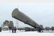 """푸틴 """"사르마트 ICBM 연대, 내년 말 전투 임무 돌입"""""""