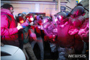 러 전역서 나발니 석방 요구 시위…1000명 넘게 체포