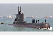 """국방부, 53명 태운 인니해군 잠수함 조난에 """"구조 지원하겠다"""""""