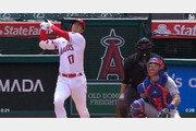 오타니, 日-美 통산 100번째 홈런