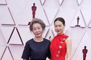 한예리 아카데미 드레스, '중국풍' 아쉬움 [e글e글]