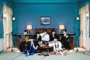 방탄소년단, 미국 빌보드 200서 역주행 105위…61주 연속 차트인