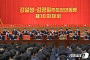 김정은, 5년 만에 열린 청년동맹 대회 불참…이유는?