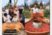 중국, 음식낭비법 제정…먹방 최대 1700만원 벌금