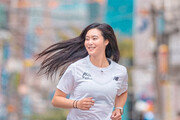 서울마라톤, 쓰레기 주우면서 달리면 운동 효과↑